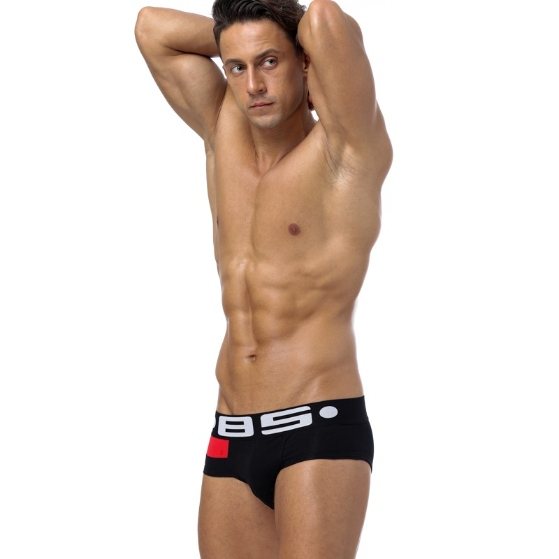 85 Brand Men Underwear Sexy Men Briefs Breathable Mens Slip Cueca Male Panties Underpants Briefs 5 8