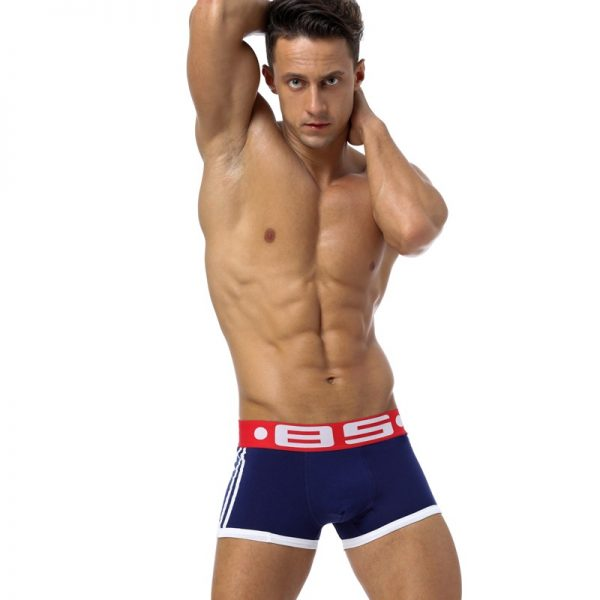 85 Brand men Underwear boxer Sexy cotton Cuecas Boxers Mens boxer shorts Gay Underwear Man male