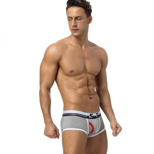 85 Brand men boxers cotton sexy men underwear high quality men underpant male panties shorts U 1