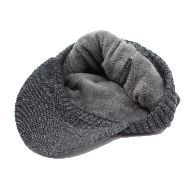 AETRUE Winter Hats Skullies Beanies Hat Winter Beanies For Men Women Wool Scarf Caps Balaclava Mask 3