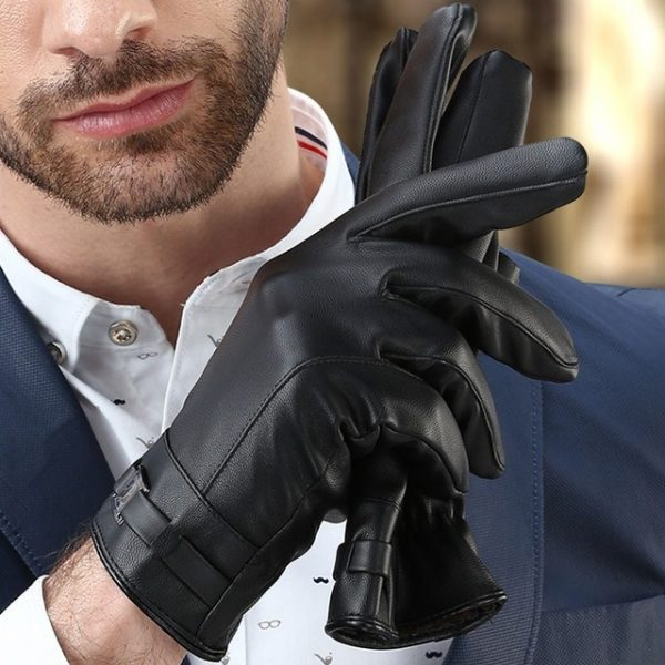 Men s Gloves Black Winter Mittens Keep Warm Touch Screen Windproof Driving Guantes Male Autumn Winter.jpg 640x640