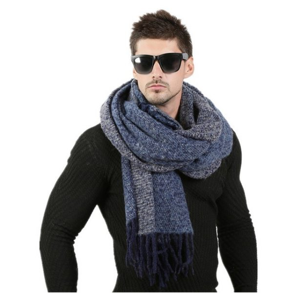 Newest 70cm 200cm Men Fashion Design Scarves Men Winter Wool Knitted Cashmere Scarf Couple s High 1.jpg 640x640 1