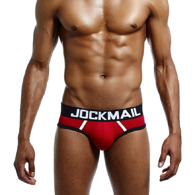 JOCKMAIL Brand Men Underwear Briefs open back Sexy Men Jockstraps Cotton Men Brief Backless Buttocks cuecas 3.jpg 640x640 3