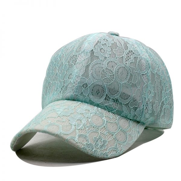 2018 New Baseball Cap Women Snapback Caps Hats For Women Girls Casquette Brand Bone Gorras Lace 1