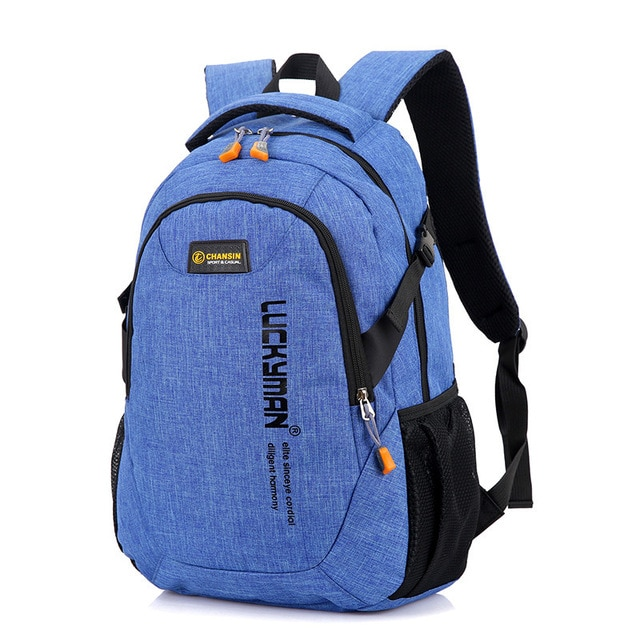 2018 New Fashion Men s Backpack Bag Male Polyester Laptop Backpack Computer Bags high school student 2.jpg 640x640 2