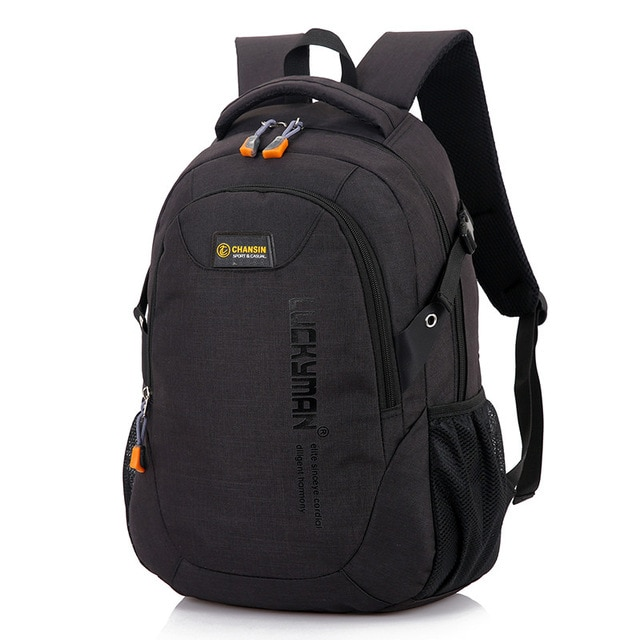 2018 New Fashion Men s Backpack Bag Male Polyester Laptop Backpack Computer Bags high school student.jpg 640x640