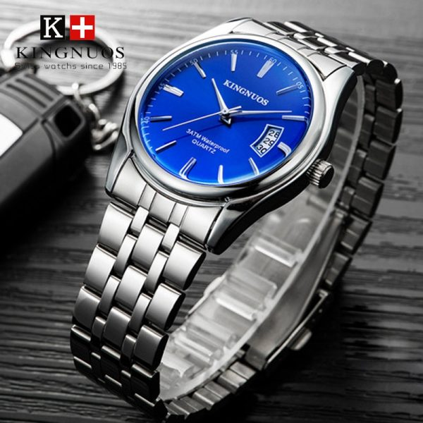 2018 Top Brand Luxury Men s Watch 30m Waterproof Date Clock Male Sports Watches Men Quartz 1