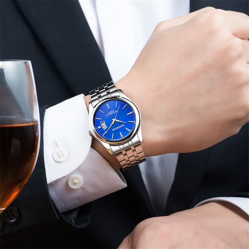 2018 Top Brand Luxury Men s Watch 30m Waterproof Date Clock Male Sports Watches Men Quartz 5