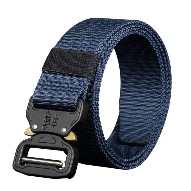 COWATHER 110 130 150 170cm long big size new nylon material mens belt military outdoor male 5.jpg 640x640 5