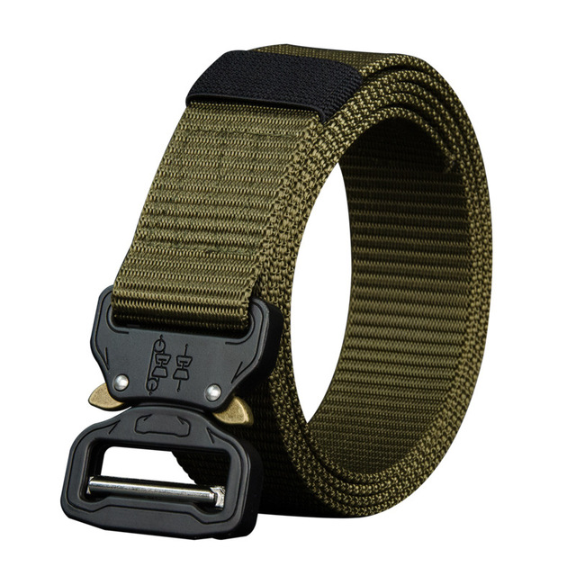 COWATHER 110 130 150 170cm long big size new nylon material mens belt military outdoor male 6.jpg 640x640 6