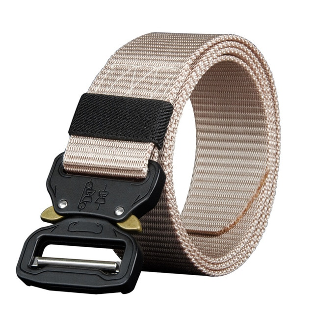 COWATHER 110 130 150 170cm long big size new nylon material mens belt military outdoor male 7.jpg 640x640 7