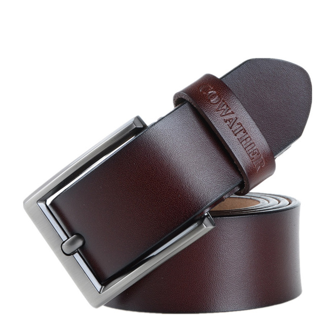 COWATHER 2017 men belt cow genuine leather luxury strap male belts for men new fashion classice 1.jpg 640x640 1