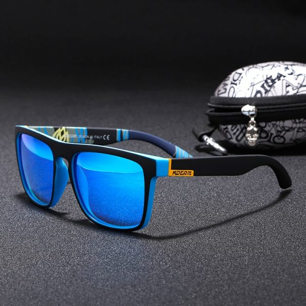 High Fashion Polarized Sunglasses Male UV Block Mens Sunglasses Polaroid lentes de sol mujer Driving Glasses