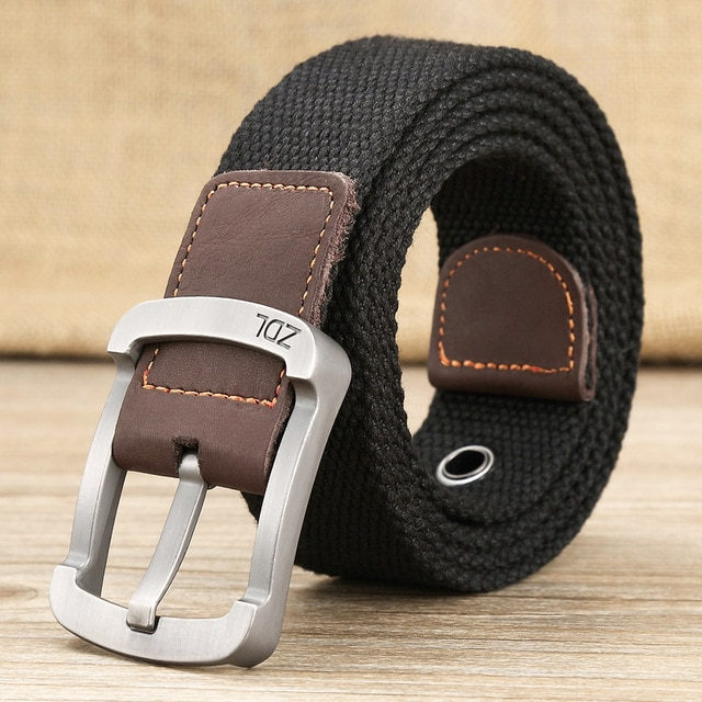 MEDYLA military belt outdoor tactical belt men women high quality canvas belts for jeans male luxury 5.jpg 640x640 5