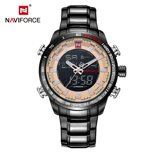 NAVIFORCE Mens Quartz Analog Watch Luxury Fashion Sport Wristwatch Waterproof Stainless Male Watches Clock Relogio Masculino 2.jpg 640x640 2