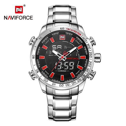 NAVIFORCE Mens Quartz Analog Watch Luxury Fashion Sport Wristwatch Waterproof Stainless Male Watches Clock Relogio Masculino 3.jpg 640x640 3