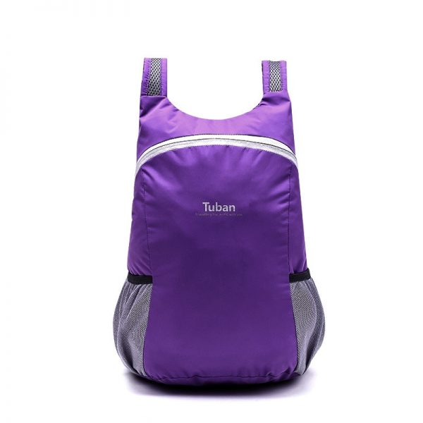 TUBAN Lightweight Nylon Foldable Backpack Waterproof Backpack Folding Bag Portable Men Women Backpack for Travel 1