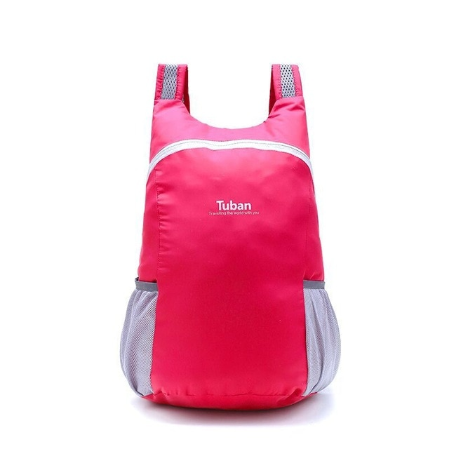 TUBAN Lightweight Nylon Foldable Backpack Waterproof Backpack Folding Bag Portable Men Women Backpack for Travel 1.jpg 640x640 1