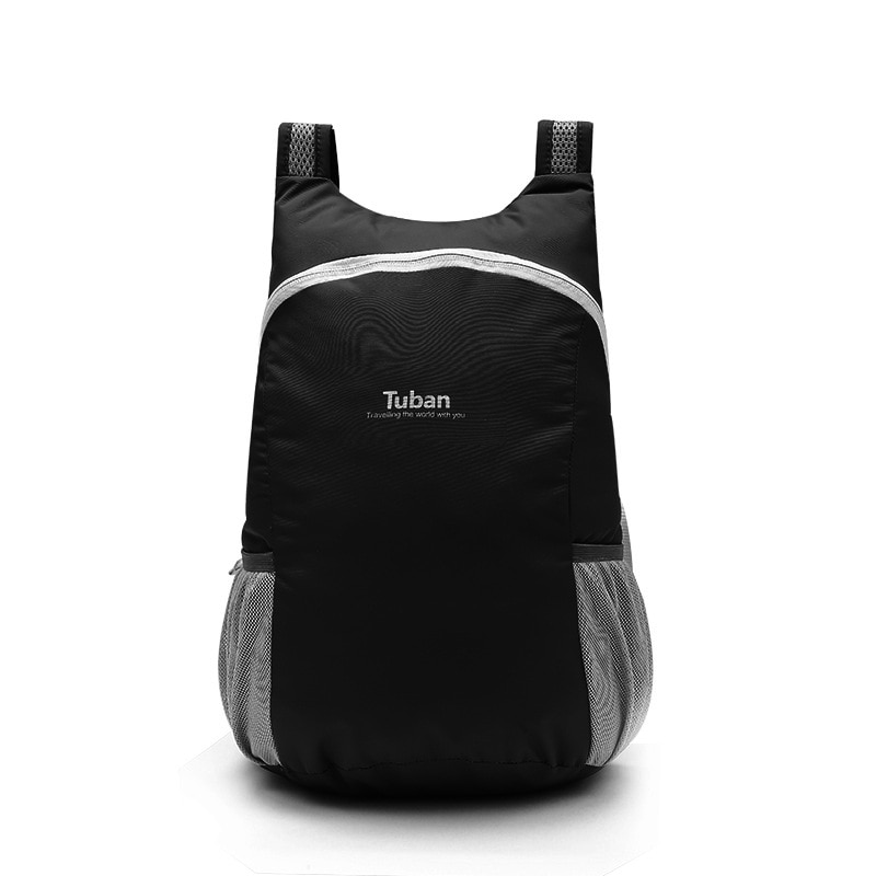 TUBAN Lightweight Nylon Foldable Backpack Waterproof Backpack Folding Bag Portable Men Women Backpack for Travel 2