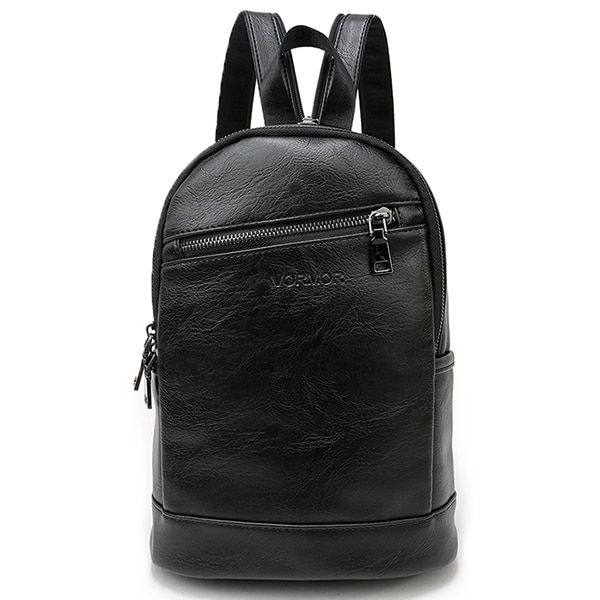 VORMOR Multifunction Leather Small Backpack Bag Waterproof Fashion Chest Pack Bags For Men Women.jpg 640x640